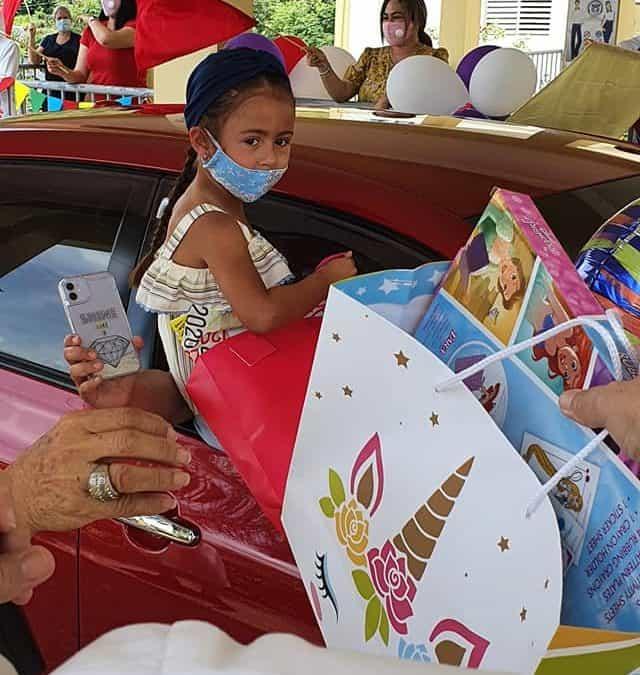 Pre Kinder and Kinder Caravan